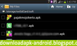 Cek pajak Bumi dan Bangunan Android
