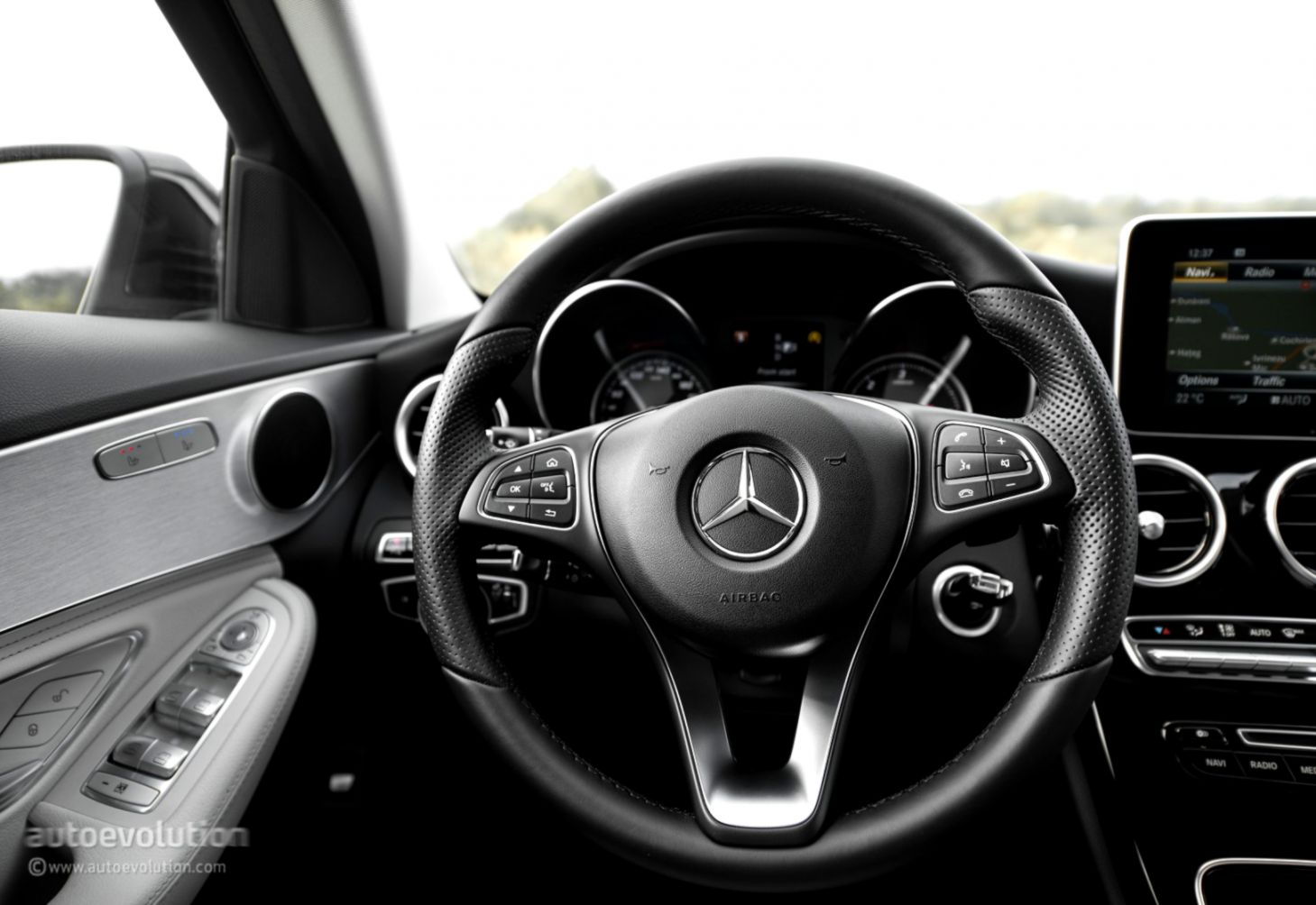 2015 Mercedes Benz C Class HD Wallpapers They Call it Baby S