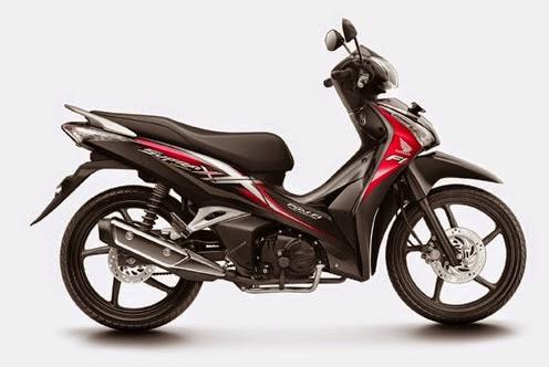 Honda Supra X 125 Helm In PGM-FI