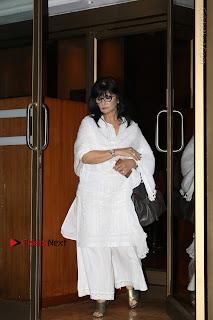 Actress Aishwarya Rai Father Prayer Meet Set 1  0010.JPG