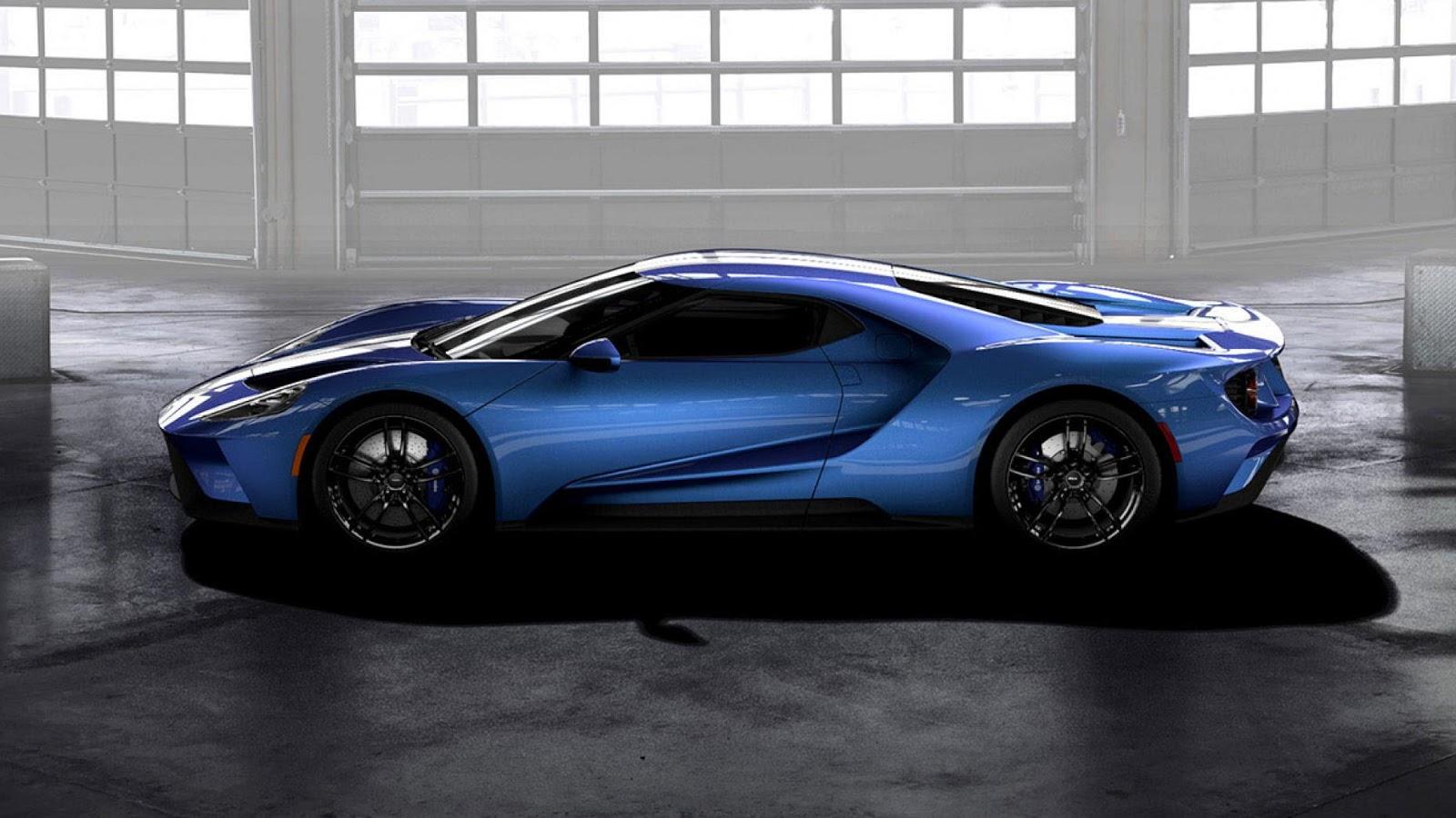 Cơ hội sở hữu siêu xe Ford GT sẽ cực kỳ thấp?