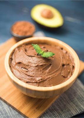 Keto Chocolate Avocado Pudding Recipe