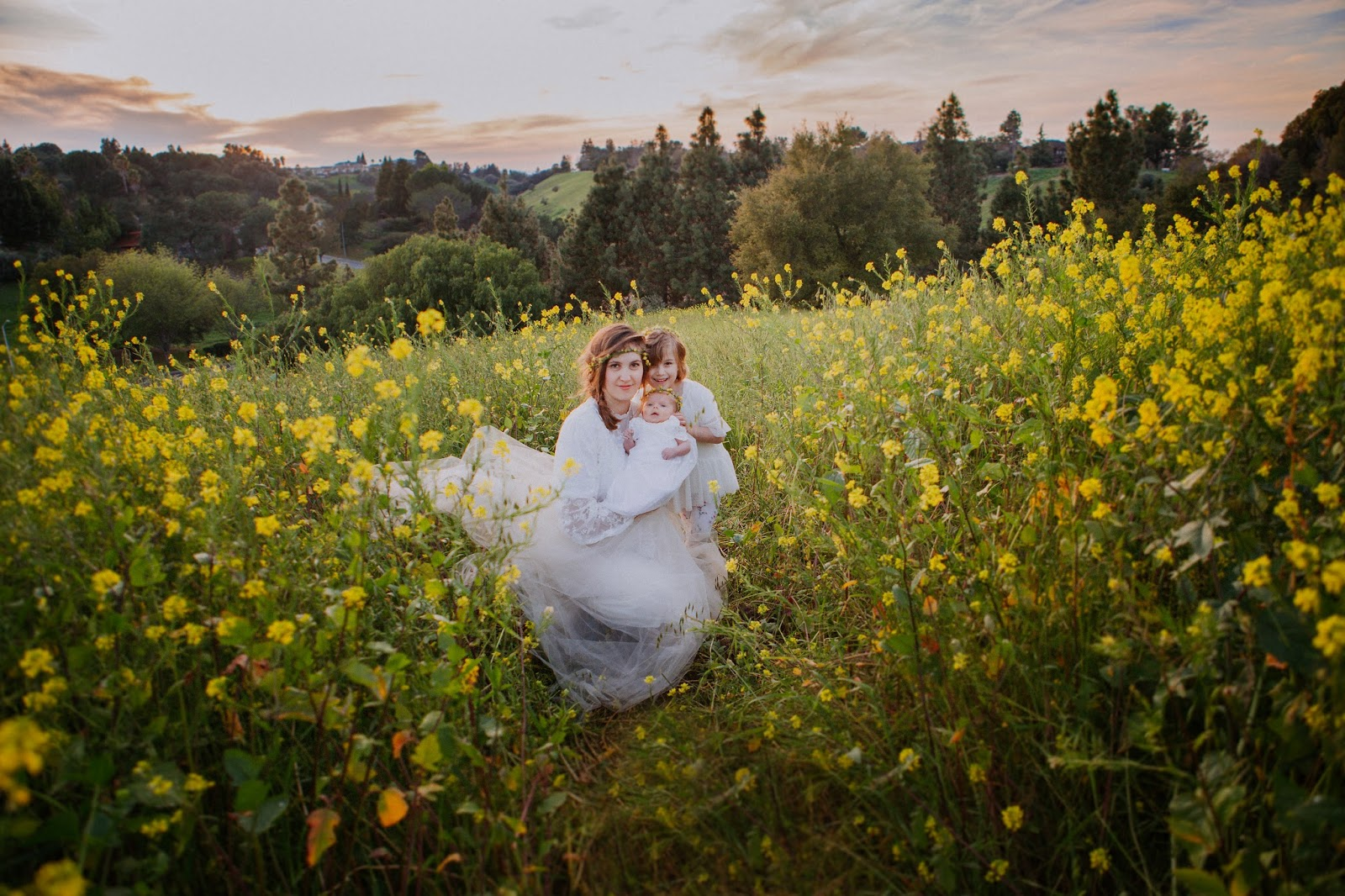 spring mini sessions in the east bay
