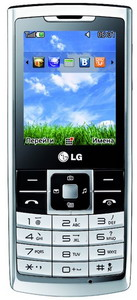 LG S310 feature phone launched