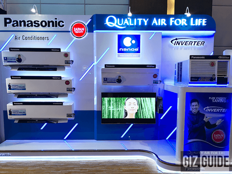 Panasonic releases Air Conditioners with power saving and air purification tech in PH