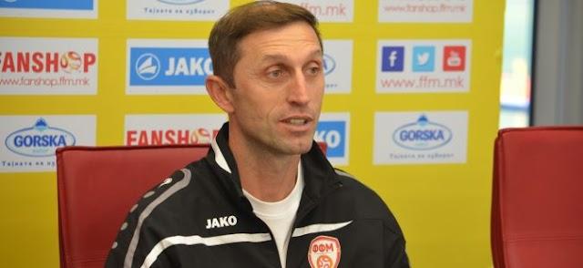 Macedonian U-21 coach Milevski announced squad for European Championship