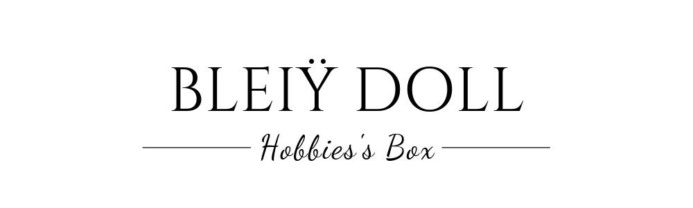 Bleiÿ Doll: Hobbies's Box