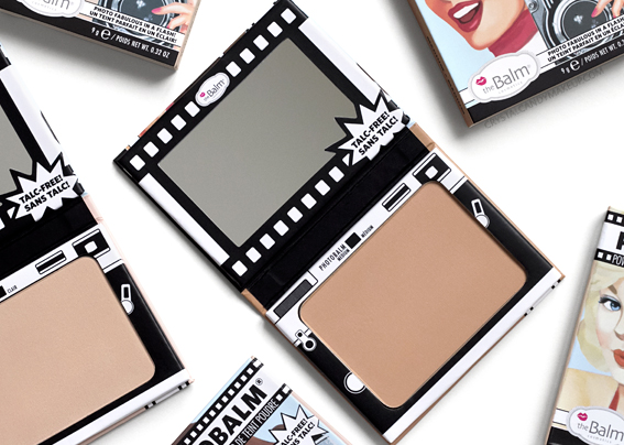 TheBalm Photobalm Powder Foundation Review Photos Swatches Before After Lighter Than Light Medium MAC Equivalents