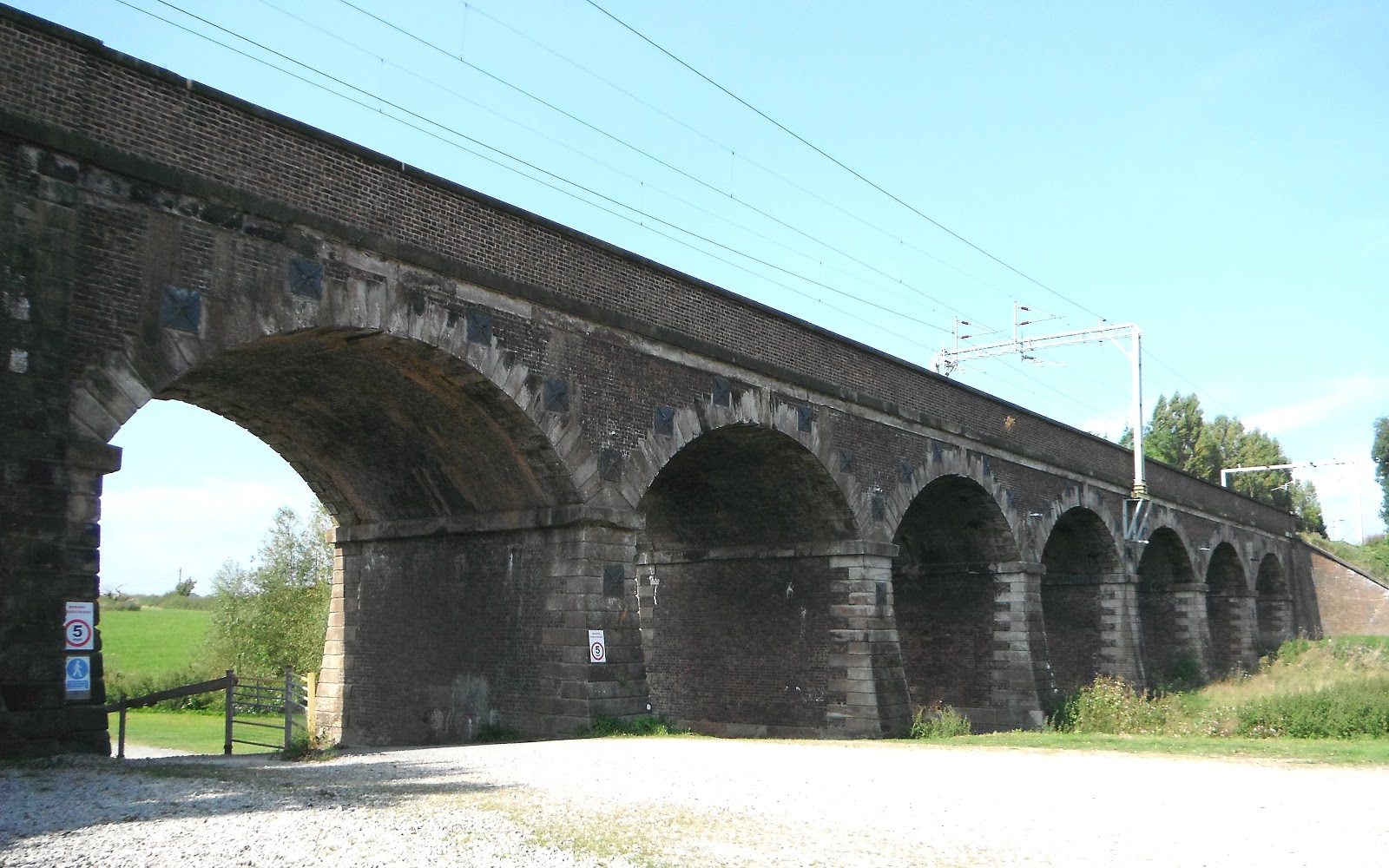 Penkridge Railway Viaduct
