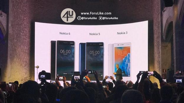 3310، Nokia 5 ،Nokia 3