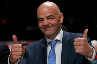 NFF doing excellent work - Infantino