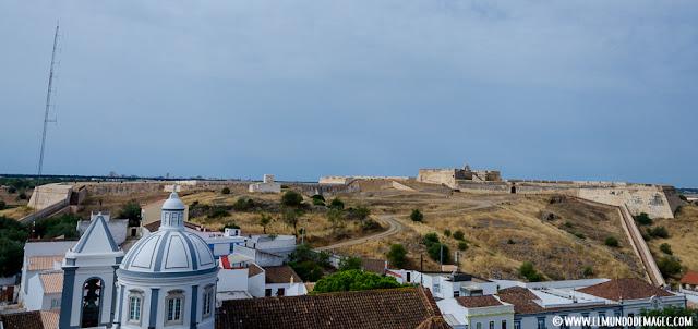 Castillos-de-Portugal, Fortaleza de Castro Marim