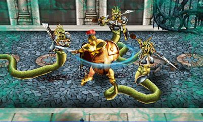 download game Hero Of Sparta