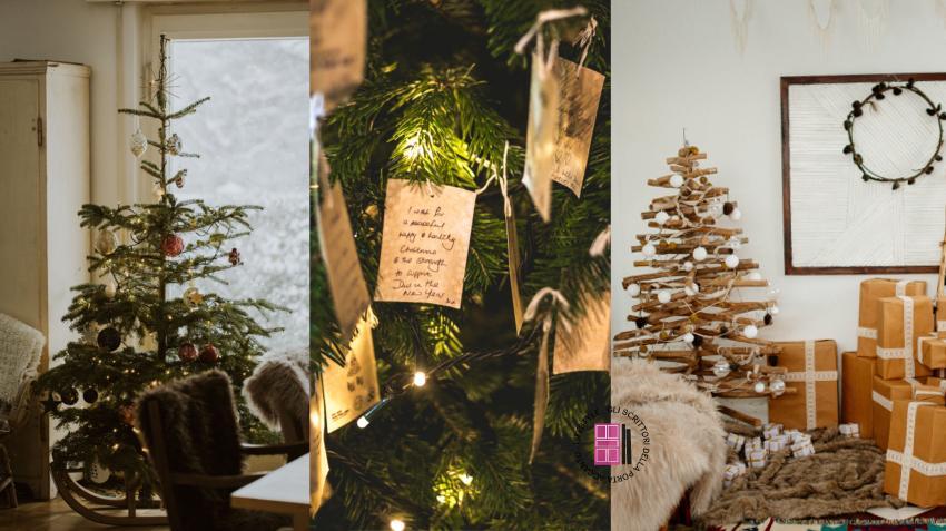 Decorazioni natalizie, idee dal web.