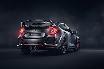 Honda Civic Type R 2018 Redesign, Review, Specification, Price