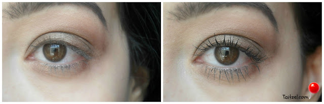 Avon Big and False Lash Mascara review before and after