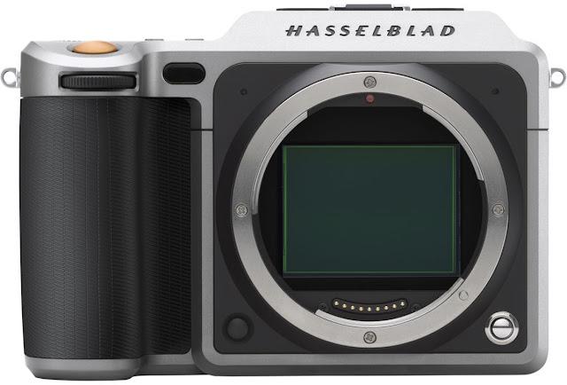 Hasselblad X1D 50C 50-megapixel CMOS sensor
