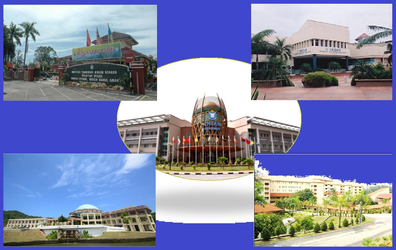 Kursus Dan Latihan Di Institut Tadbiran Awam Negara Intan Tahun 2017