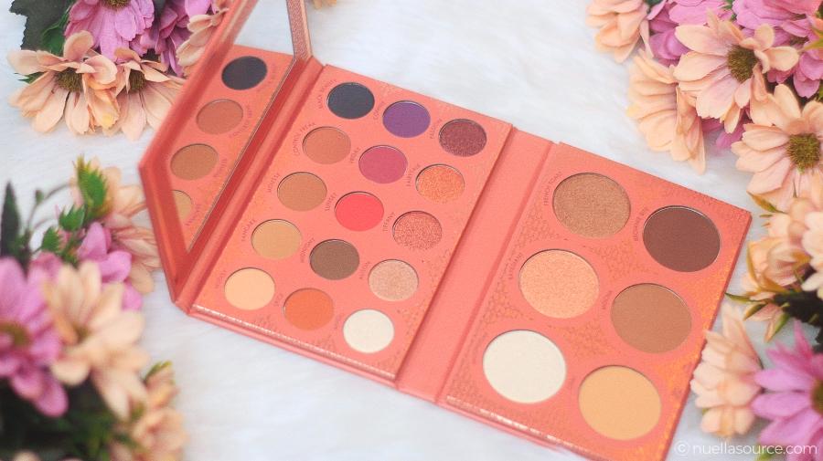 Palette BH Cosmetics Itsmyrayeraye avis