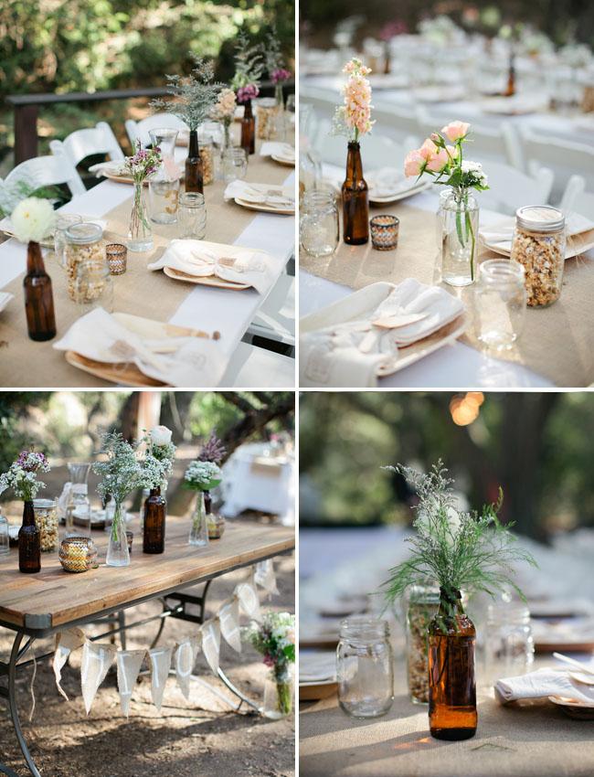 Una boda de estilo bohemio