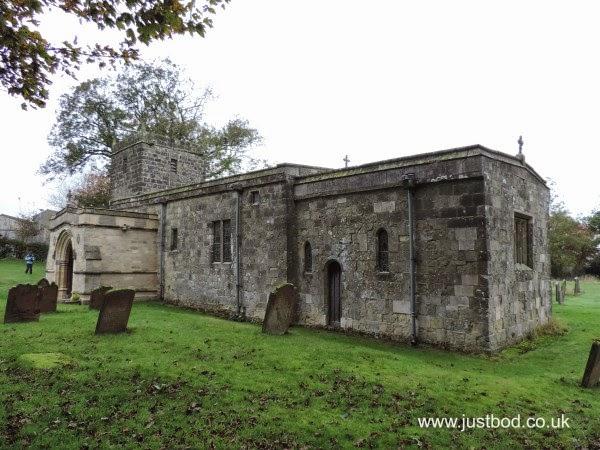 St Marys Church Fridaythorpe