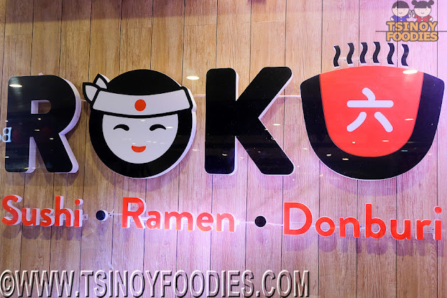 roku sushi ramen donburi trinoma
