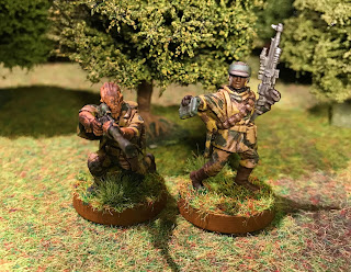 Star Wars Legion Sniper Team