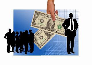 emprendedores y dinero