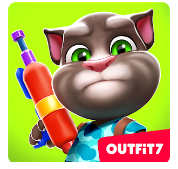 Free Download Talking Tom Camp Mod Apk  2018
