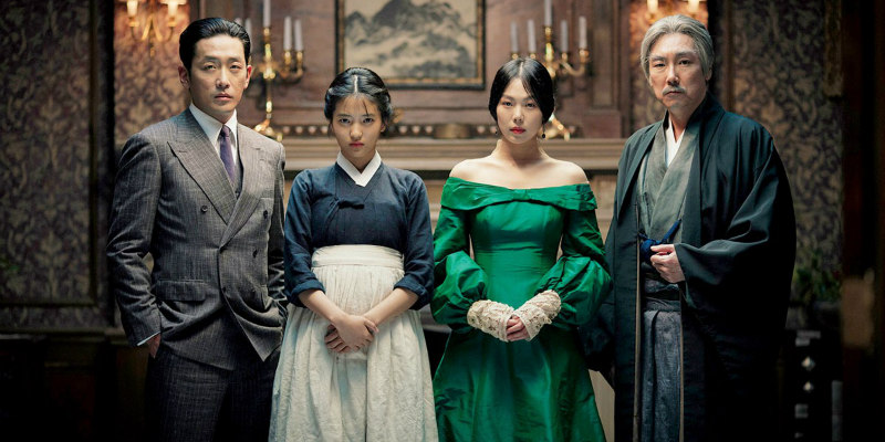 Park Chan Wook s THE HANDMAIDEN Gets A US Trailer & Poster