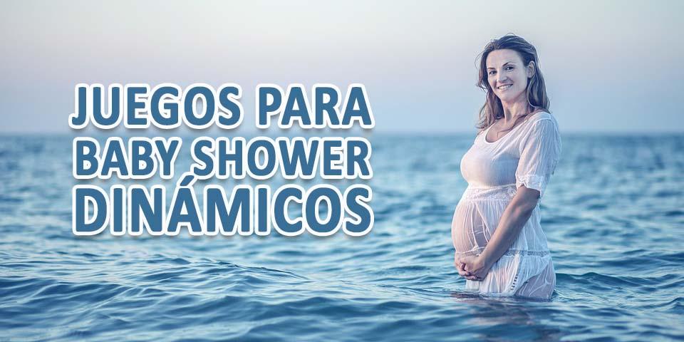 12 Juegos Para Baby Shower Dinamicos Y Divertidos Juegos De Baby