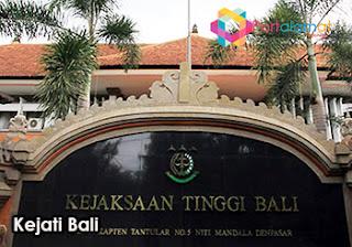 Kantor kejati Bali