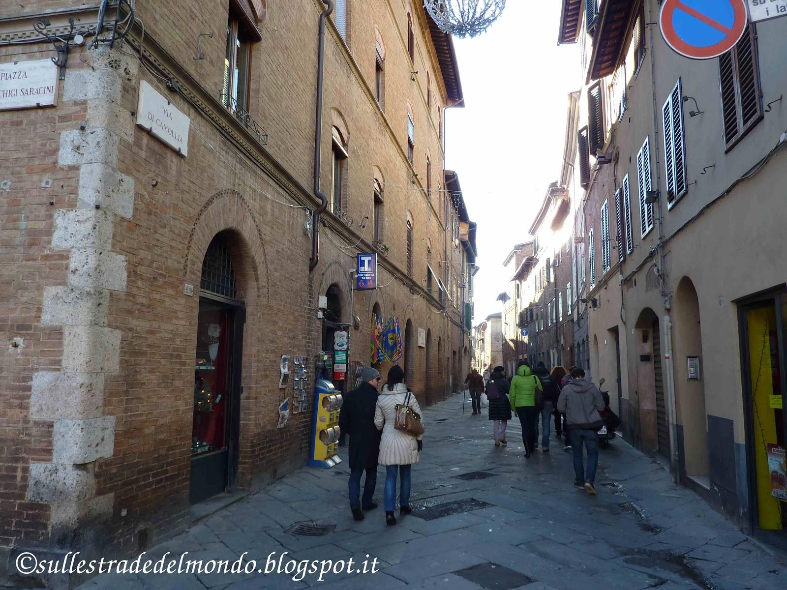 Siena Francigena