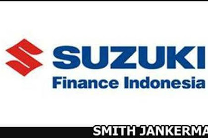 Lowongan Kerja Pekanbaru : PT. Suzuki Finance Indonesia November 2017