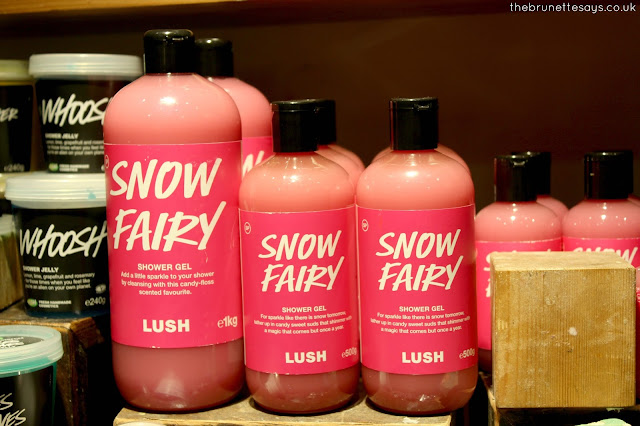 Lush, Christmas, Snow Fairy