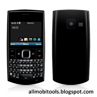 Nokia X2-01 RM-709 Latest Version v8 75 Flash Files Free