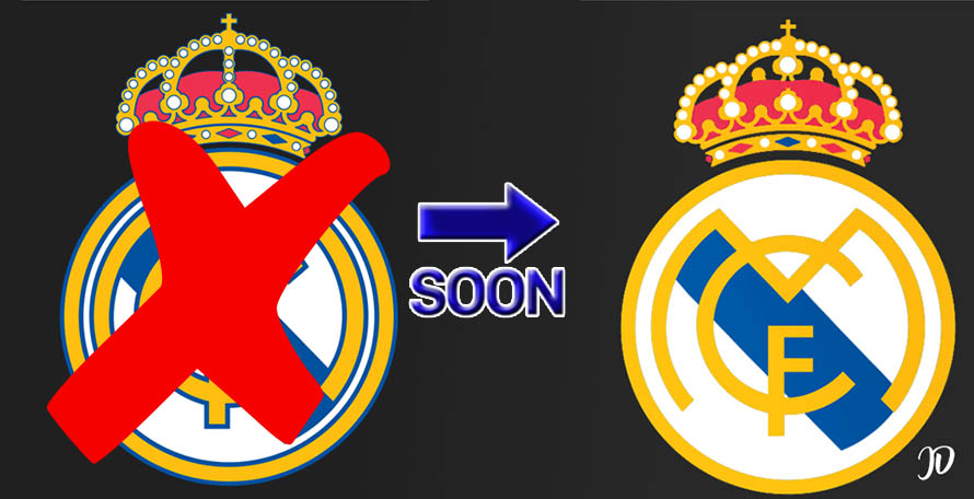 Real Madrid Crest Concept By Julio E Footy Headlines