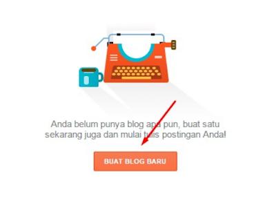 Buat Blog Baru