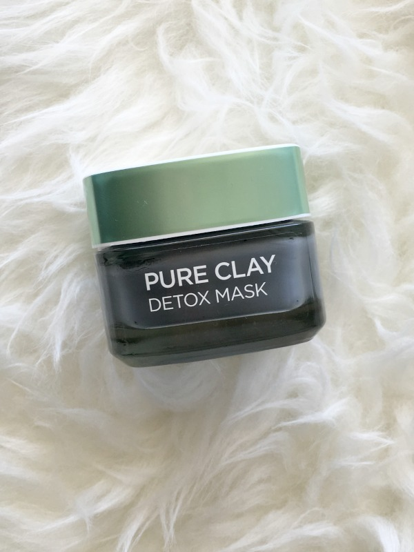 L'Oreal Pure Clay Detox Mask - Ioanna's Notebook