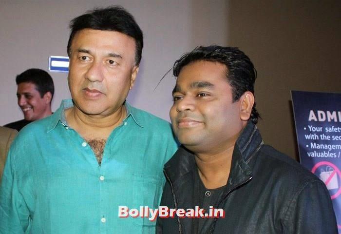 Anu Malik, A R Rahman