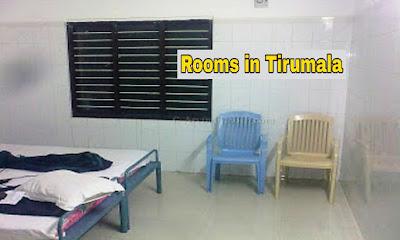 room in tirumala