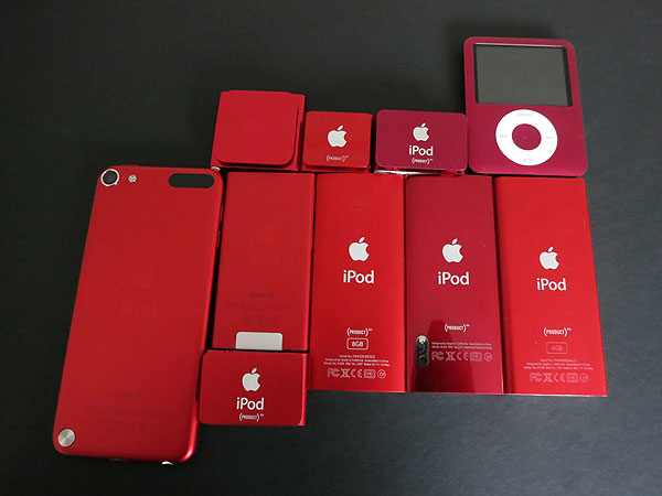 Apple release RED edition of iPhone 7 with (PRODUCT)RED ...