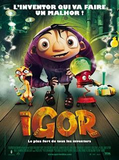 Xem Phim Bác Học Điên Igor
