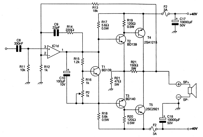 Arya Elektronik Cara Merakit Amplifier Sendiri