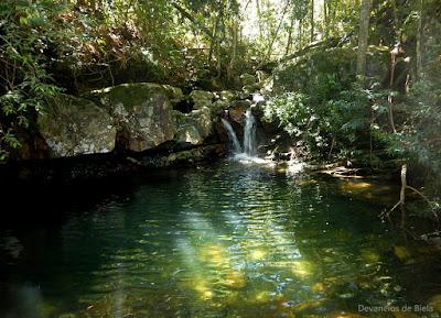Chapada dos Veadeiros - Cachoeira Loquinhas