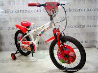Sepeda Anak Element Cocomong 18 Inci