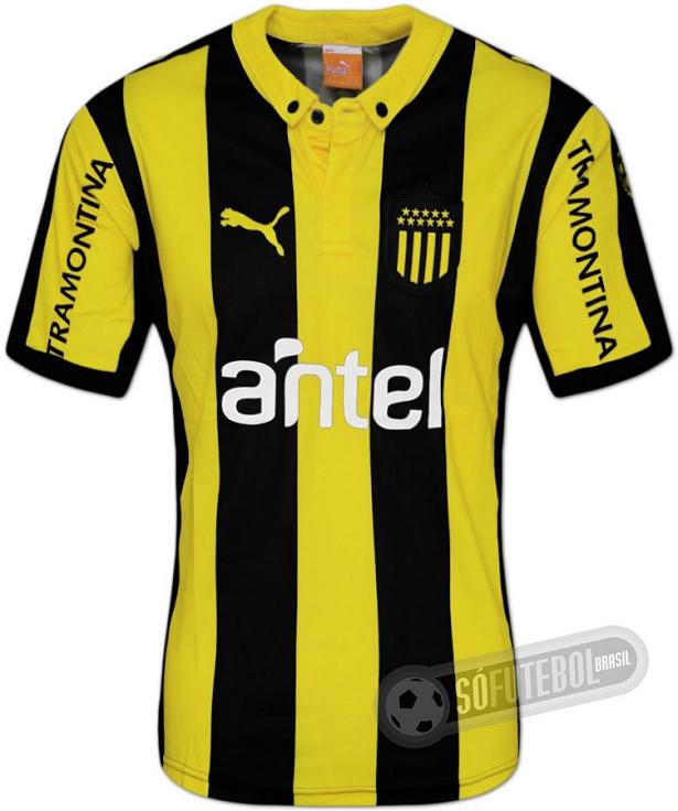 7425b76c88 Puma apresenta a nova camisa titular do Peñarol - Show de Camisas