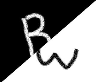 Kumpulan Gambar Simpel Hitam Putih Paling Keyen (Keren) Terbaru dari DeviantArt