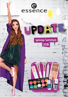 Preview: essence - Update spring/ summer 2018 - www.annitschkasblog.de