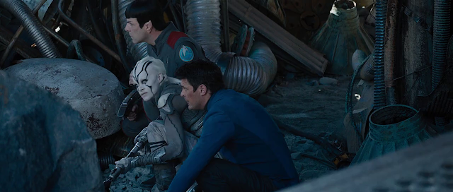 Splited 200mb Resumable Download Link For Movie Star Trek Beyond 2016 Download And Watch Online For Free